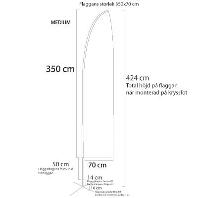 beachflagga-medium