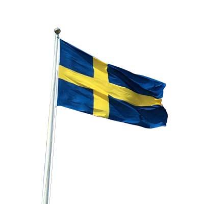 Sverigeflagga om svenskflagga